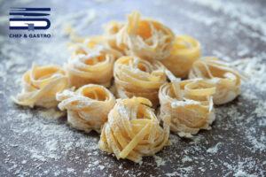 Талиатели (Tagliatelle) Тесто за паста (равиоли)